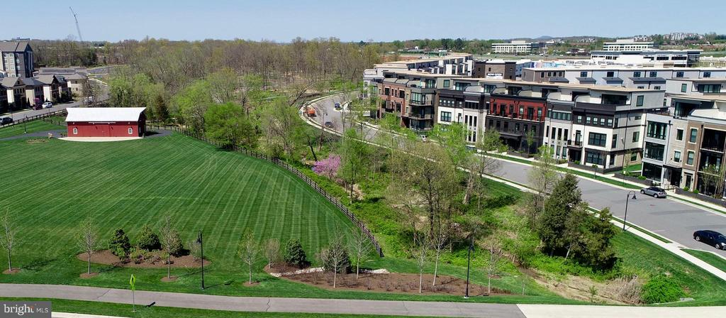 Central Park + Miller & Smith Luxe Community - 44665 BRUSHTON TER, ASHBURN