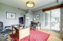 BR #2 is configured as a home office - 3900 WATSON PL NW #A-2FG, WASHINGTON