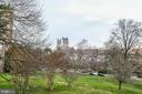 Views of the National Cathedral from every room - 3900 WATSON PL NW #A-2FG, WASHINGTON