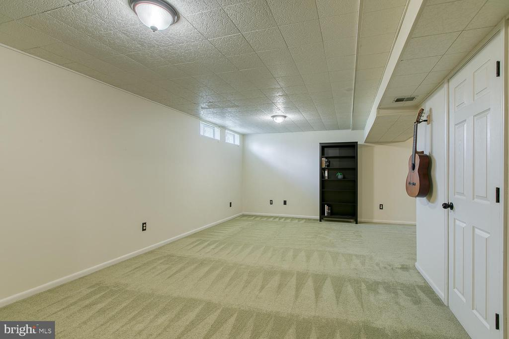 Large finished basement - 43976 BRUCETON MILLS CIR, ASHBURN