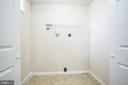 laundry room - 7517 MATTAPONI, KING GEORGE