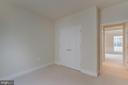 Front bedroom - 75 DENISON ST, FREDERICKSBURG
