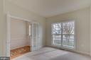 Study with french doors - 75 DENISON ST, FREDERICKSBURG