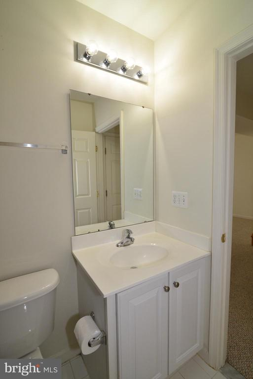 Main  Level Half Bath - 19204 SWEIG TER, LEESBURG