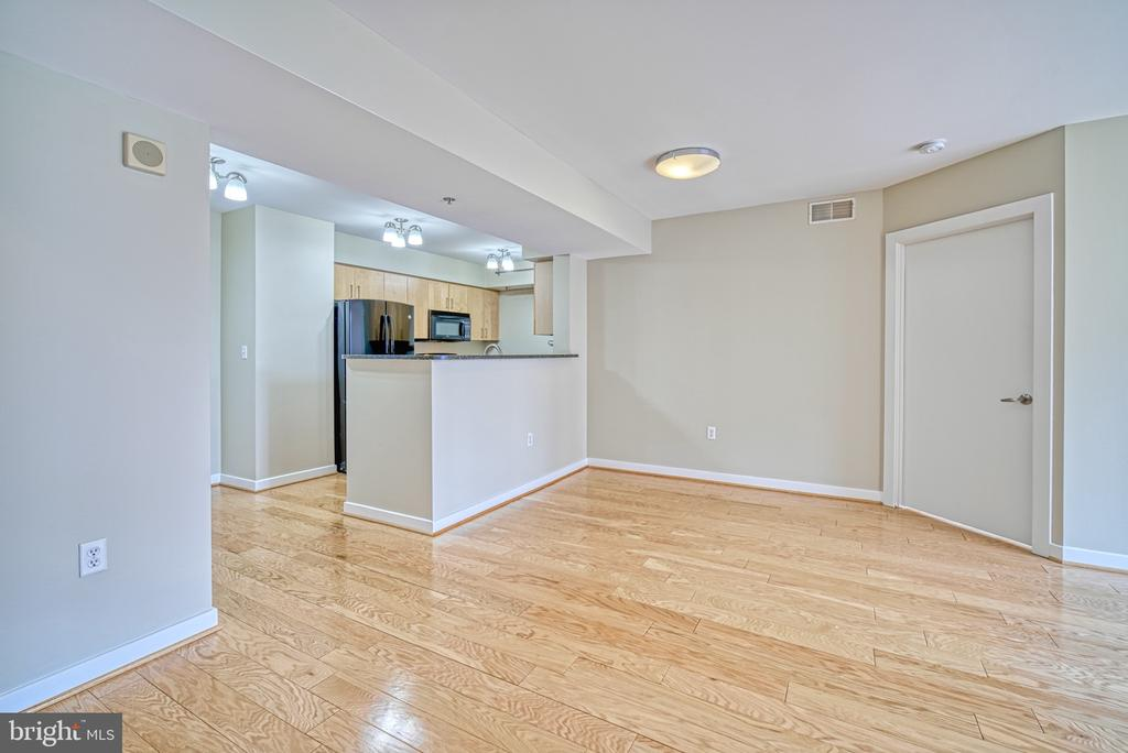 Kitchen - Great Room - 1000 NEW JERSEY AVE SE #606, WASHINGTON