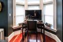 MASTER BEDROOM - 1734 17TH ST NW, WASHINGTON