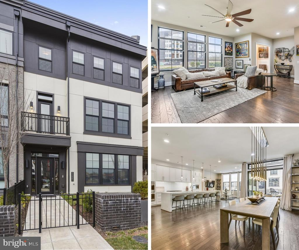 Luxe Urban Living in One Loudoun, Ashburn - 44665 BRUSHTON TER, ASHBURN