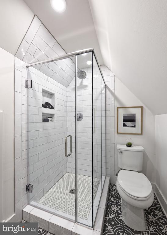 Guest Bath #3 - 1015 D ST NE #A, WASHINGTON