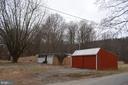 Two car garage/storage as well! - 5420 BURKITTSVILLE RD, JEFFERSON