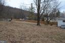 View from the back yard - 5420 BURKITTSVILLE RD, JEFFERSON