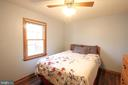 Third Bedroom looks out over Golf Course - 117 GREEN ST, LOCUST GROVE