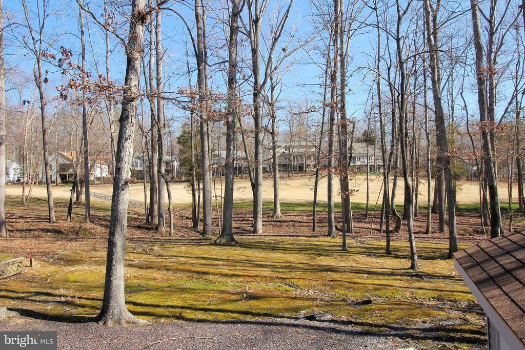 View of Golf Course from Deck - 117 GREEN ST, LOCUST GROVE