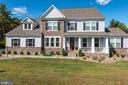 Upgraded Front Elevation Adds Sq.Ft. to Interior - 41532 BLAISE HAMLET LN, LEESBURG