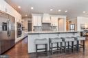 Enjoy cooking in this chef's kicthen! - 6854 E SHAVANO RD, NEW MARKET