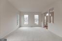 Living Room - 6317 ZEKAN LN, SPRINGFIELD