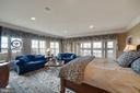 Master bedroom with stunning waterviews - 1932 CARROLLTON RD, ANNAPOLIS