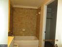 bathroom - 555 MASSACHUSETTS AVE NW #202, WASHINGTON