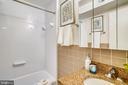 Updated Bathroom - 10204 ROCKVILLE PIKE #102, ROCKVILLE