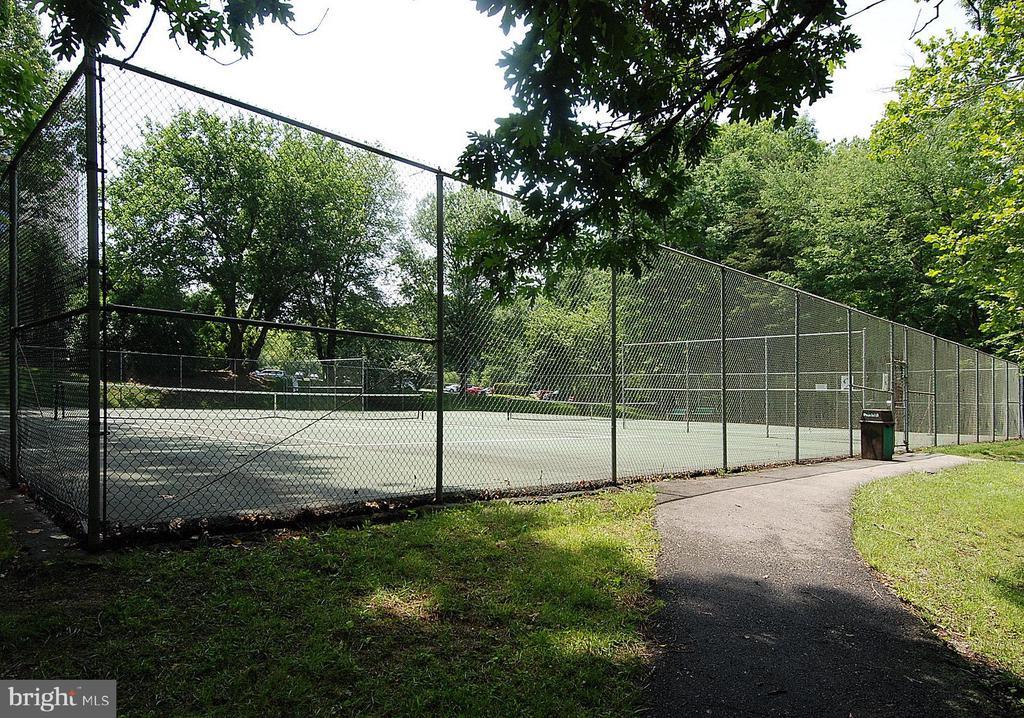 Tennis Courts - 10204 ROCKVILLE PIKE #102, ROCKVILLE