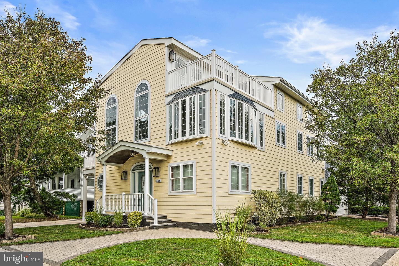 Single Family Homes por un Venta en 2118 FIRST Avenue Avalon, Nueva Jersey 08202 Estados Unidos
