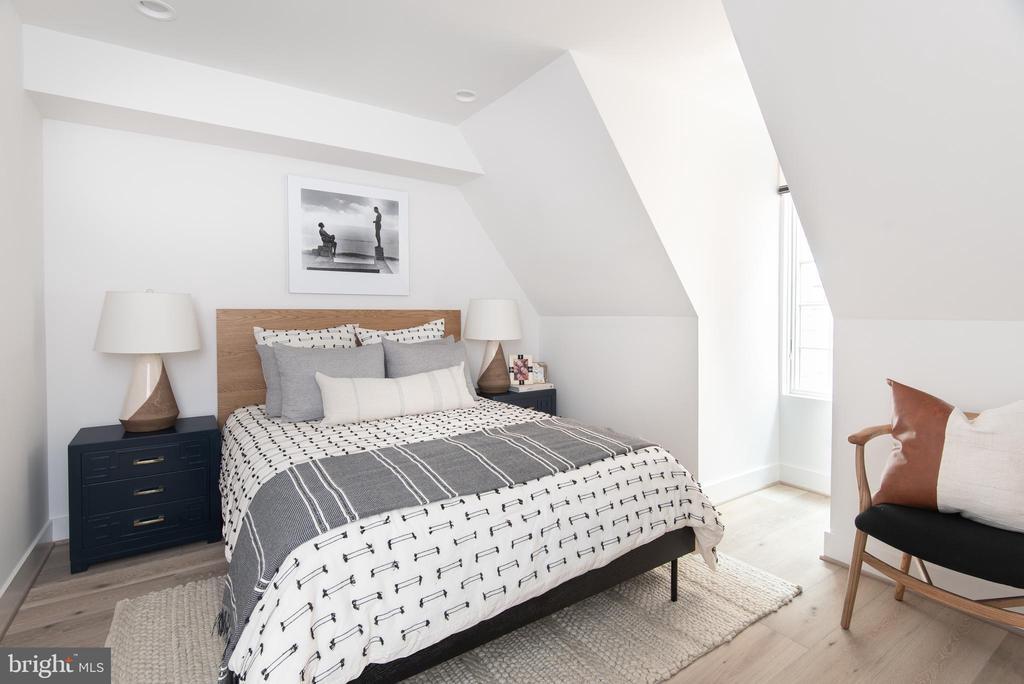 Guest Bedroom #2 - 1015 D ST NE #A, WASHINGTON