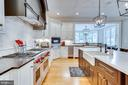 Kitchen - 6704 LUPINE LN, MCLEAN