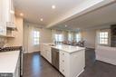 Kitchen - 9689 AMELIA CT, NEW MARKET