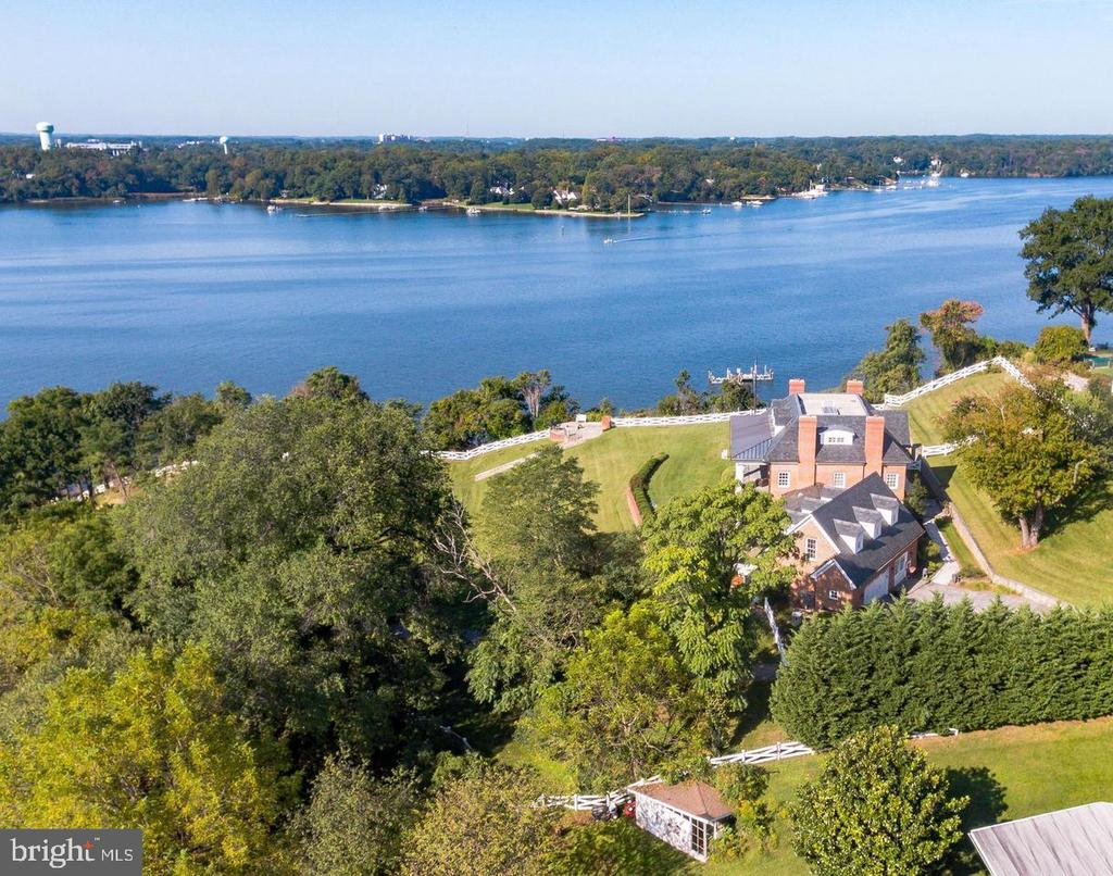 Panaramic waterviews - 1932 CARROLLTON RD, ANNAPOLIS
