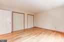 Plenty of closet space - 12901 JESSE SMITH RD, MOUNT AIRY