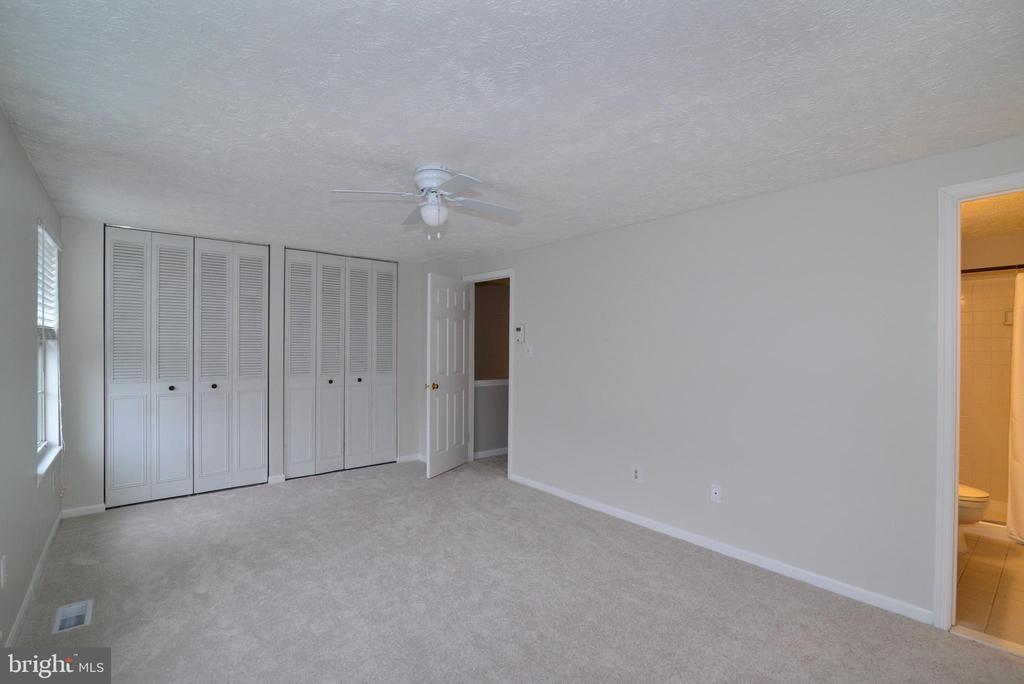 Master Bedroom View #2 - 1485 AUTUMN RIDGE CIR, RESTON