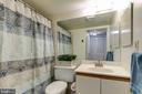 2nd Full Bathroom - 1951 SAGEWOOD LN #203, RESTON