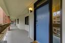 Unit Entrance - 1951 SAGEWOOD LN #203, RESTON