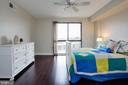 Second bedroom - 250 S REYNOLDS ST #1307, ALEXANDRIA
