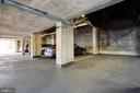 1 covered garage space + two additional spots! - 250 S REYNOLDS ST #1307, ALEXANDRIA