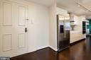 Entry foyer - 250 S REYNOLDS ST #1307, ALEXANDRIA