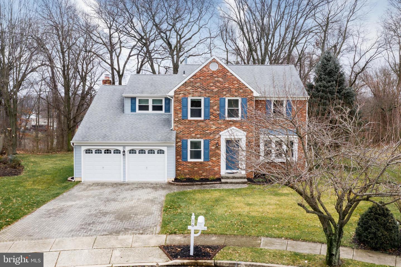 Single Family Homes للـ Sale في West Deptford, New Jersey 08096 United States
