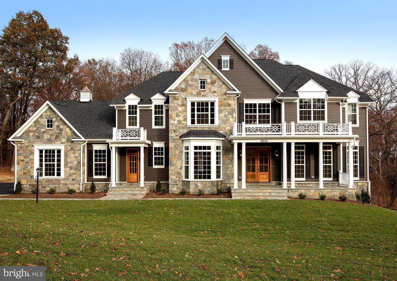 Single Family Homes 為 出售 在 Waterford, 弗吉尼亞州 20197 美國