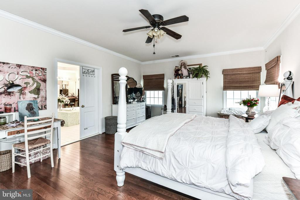 Master Bedroom - 15521 BANKFIELD DR, WATERFORD
