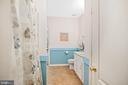 LOWER LEVEL FULL BATHROOM W/HEATED FLOORS - 9630 SOUTHLAKE DR, SPOTSYLVANIA