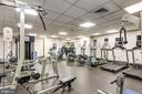 Fitness Center - 7111 WOODMONT AVE #412, BETHESDA