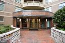 Building Entrance - 7111 WOODMONT AVE #412, BETHESDA