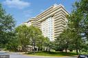 Somerset House I exterior - 5600 WISCONSIN AVE #1308, CHEVY CHASE