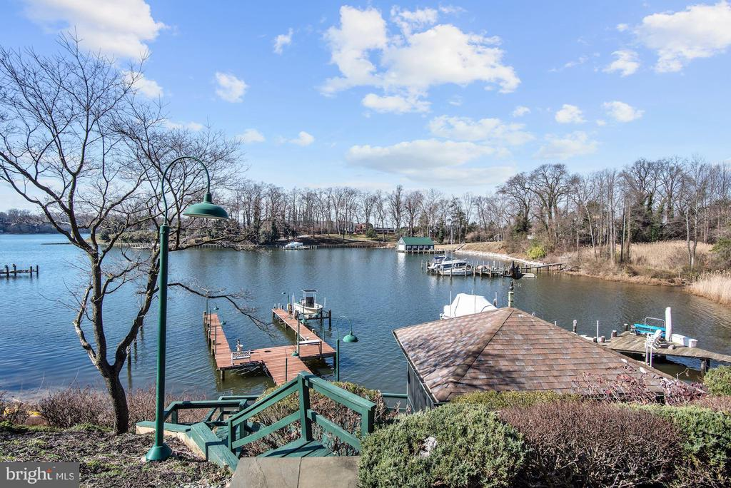 Double Pier and Deep Water - 1128 ASQUITH DR, ARNOLD