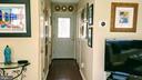 Hallway from Living Room to Half Bath - 6426 OLD HIGHGATE DR, ELKRIDGE