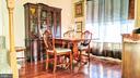 Dinning Room - 6426 OLD HIGHGATE DR, ELKRIDGE
