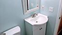 Upper  Level Full Bath - 6426 OLD HIGHGATE DR, ELKRIDGE