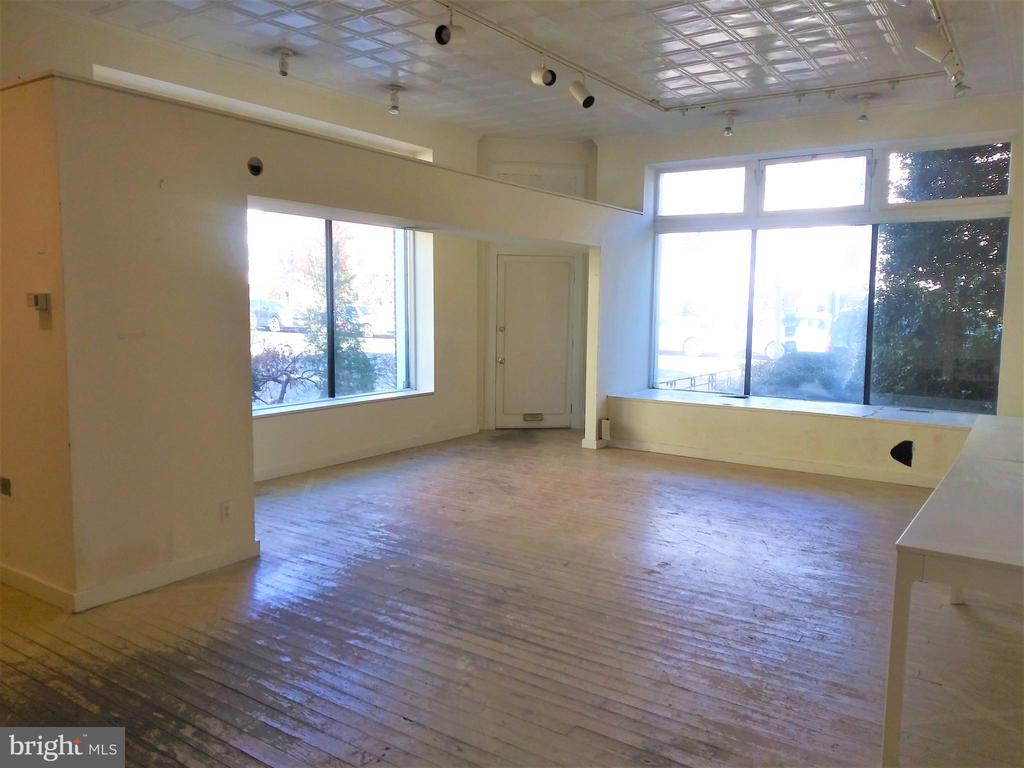 Interior Gallery View Facing 21st Street NW - 1314 21ST ST NW #1, WASHINGTON
