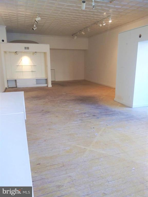 Interior Gallery View Facing West - 1314 21ST ST NW #1, WASHINGTON