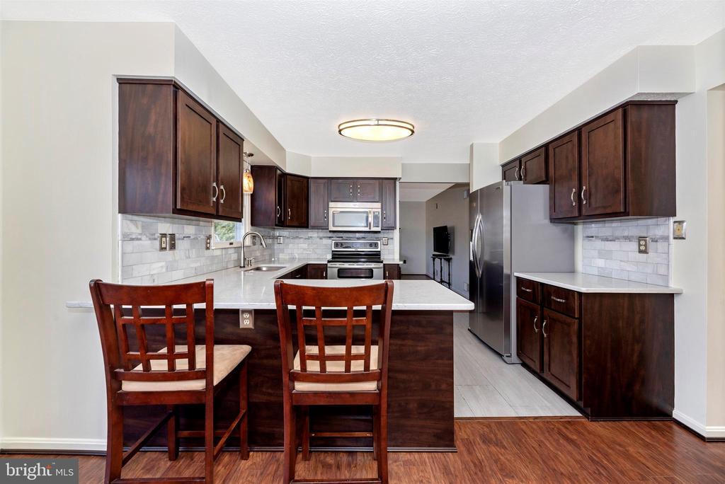 Kitchen - 6024 DOUGLAS AVE, NEW MARKET