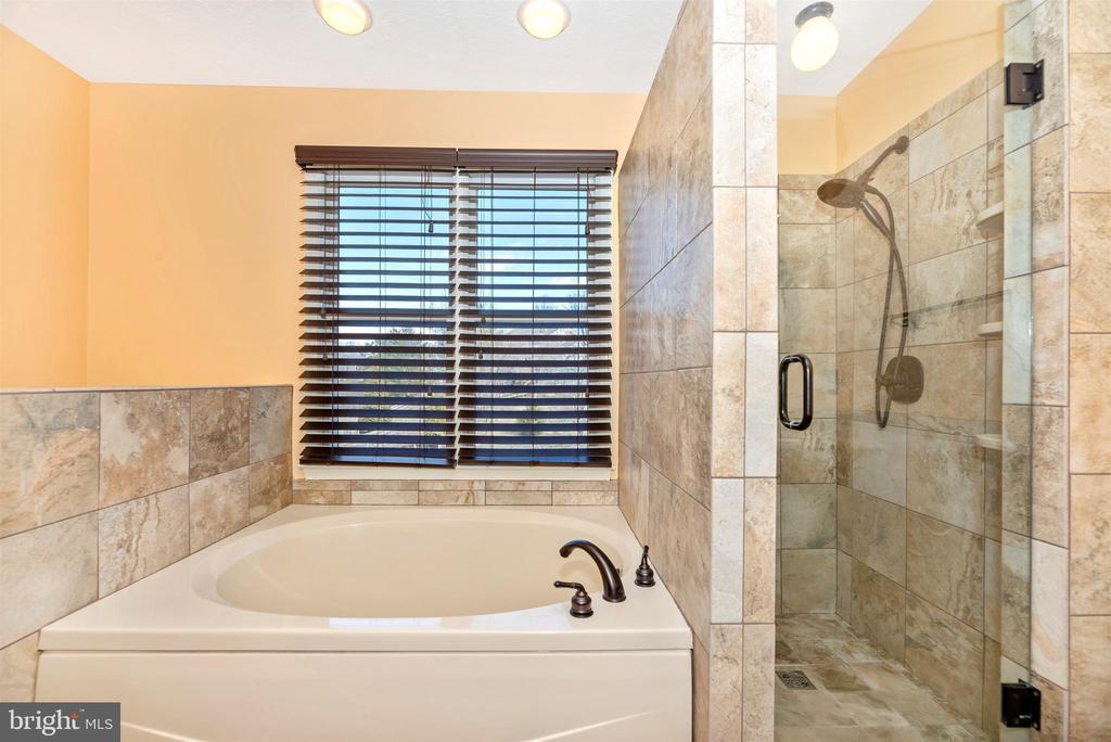 Master Bathroom - 6024 DOUGLAS AVE, NEW MARKET
